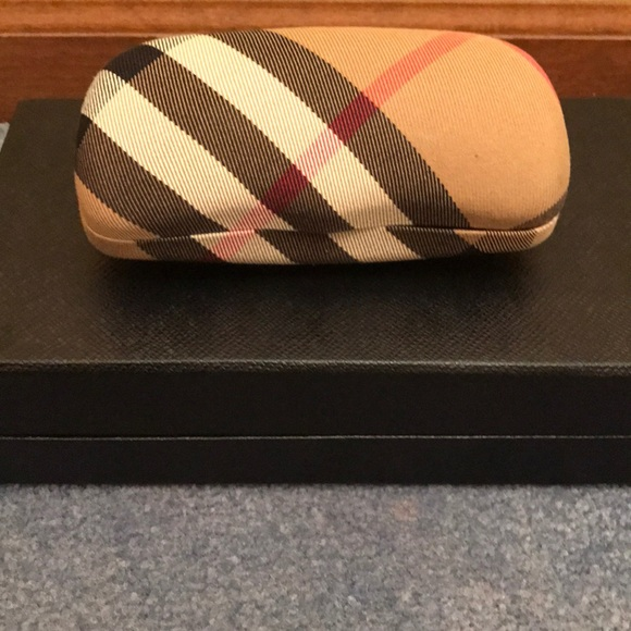 ba897cb051f Burberry Accessories - Burberry sunglasses case only